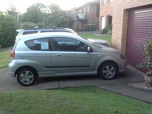 Holden Barina Hatchback