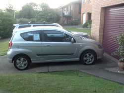 good condition, fuel efficient and reliable small car.