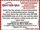 Gutter-Vac CQ
