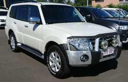 Automatic - Turbo Diesel - 4x4 - Bullbar - Towbar - UHF - Driving lights - Rear air bag suspension -...