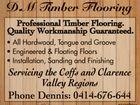 D.M Timber Flooring