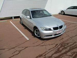 2008 BMW 320i E90 MY09 Executive Steptronic Silver 6 Speed Sports Automatic Sedan