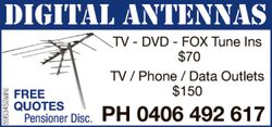 TV DVD FOX Tune ins $70