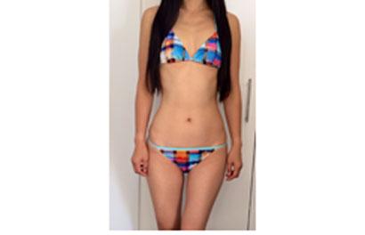 Beautiful Asian, Sexy Sz6 Long Hair.