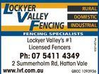 Lockyer Valley Fencing