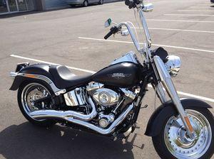 Harley-Davidson FatBoy 2009