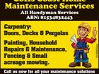 Coffs Coast Home Maintenance