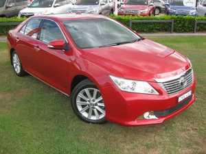 2013 Toyota Aurion GSV50R Prodigy Red 6 Speed Automatic Sedan