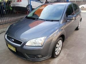 2007 Ford Focus LS CL 5 Speed Manual Hatchback
