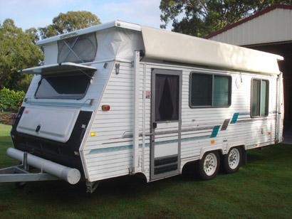 COROMAL 535 Pop top, isl bed, front kitchen, a/c, 2-3 way fridges, outdoor shower/toil, elect pum...