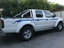 NAVARA 2010 2.5L turbo, twin cab, 82,000kms, full log books, bull bar, spot lights, snorkel, imma...