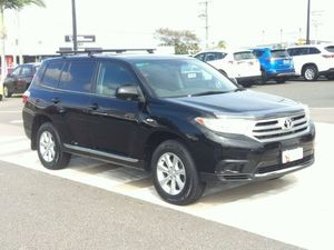 2010 Toyota Kluger GSU45R MY11 KX-R AWD Black 5 Speed Sports Automatic Wagon