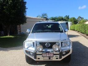 Nissan Navara STX  Low Klms
