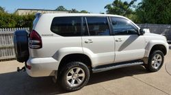 2003 8 seat auto toyota prado , Great family car with extras for sale. 4ltr v6  with great service h...