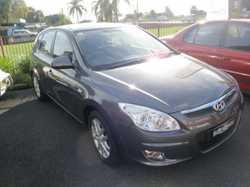 2009 Hyundai i30 FD MY09 SLX 4 Speed Automatic Hatchback