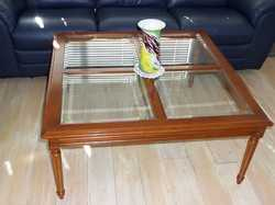 pc, mfg Sydney by Monique, elegant wood turned oz craftsmanship. treasured item comes from elderly l...