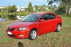 MAZDA 3 Max Sport sedan, man, top of line, Aug rego, 2005, only 53,900 kms, well maint, new tyres...