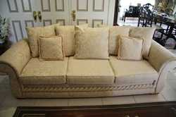 TWO lounges, a 3 seater & 2 seater, cost $4,500 accept $850 ono for quick sale, as new furnit...