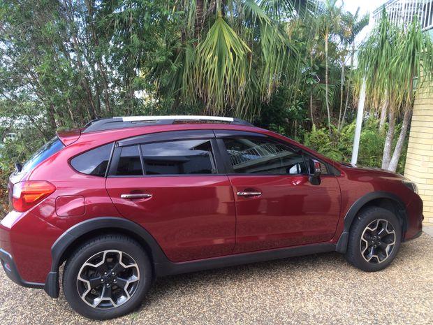 Subaru XV 2012:  MY12 2.0i- S Auto Hatch: (Model GPAKHC) 96500 km, Red: Top of the range vehicle:   ...
