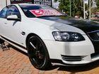 2011 Holden Commodore VE Series II Omega White 6 Speed Steptronic Sedan