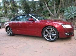 AUDI A5 2011, convertible, good condition, AWD, local Audi serv hist, 3.0L TDi, check Carsguide f...