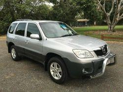 2006 Mazda Tribute (No Series) Silver Automatic Wagon