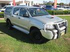 2009 Toyota Hilux KUN26R 08 Upgrade SR (4x4) Silver 5 Speed Manual
