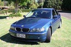 BMW 2002, 318I, Executive sedan, full service history, fully optioned, 5spd auto, elec sunroof, a...