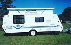 JAYCO Freedom PopTop - 17' Anniversary model, single axle, full annex, ro...