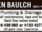 Plumbing & Drainage