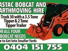 MASTAC BOBCAT AND EARTHMOVING HIRE