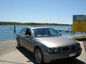 BMW 745Li MY05