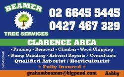CLARENCE AREA