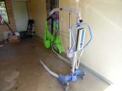 disability lifter like brand new hardly used no longer required