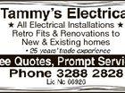 Tammy's Electrical