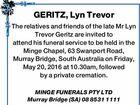 GERITZ, Lyn Trevor