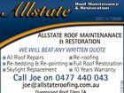 ALLSTATE ROOF MAINTENANACE & RESTORATION