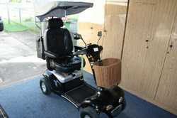 MOBILITY Scooter. Excellent condition. $1800. Ph (0431) 928591