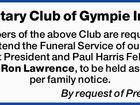 Rotary Club of Gympie Inc.