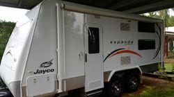 JAYCO EXPANDA Outback,  model 18.57-9,  2011,  reg 3/17,  1 owner,  ...