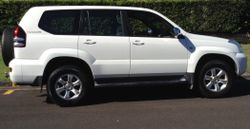 4.0 L Auto 1 owner, full service history, 288k, 8 seater, 6months rego,  GXL, mech A1