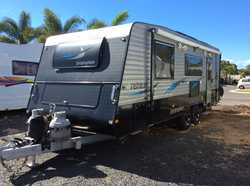 RETREAT BRAMPTON Semi off-road, set up for long term free camping, 310kw solar, twin AGM batterie...