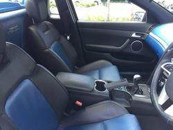 2009 Holden Ute VE MY09.5 SS V Voodoo Blue 6 Speed Manual Utility