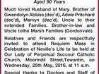 """MOSSES, Colwyn """"Neville"""""""