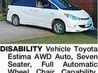 Toyota Estima AWD Auto