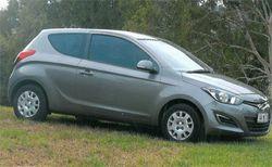 HYUNDAI i20 hatch, 2012, auto, a/c, power steer, central locking, elec windows, w/tint, RWC, ex c...