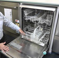 Electrolux Dishlex Dish WasherDX203 - near new - with manual.