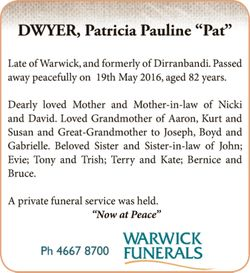 Late of Warwick, and formerly of Dirranbandi. Passed away peacefully on 19th May 2016, aged 82 ye...