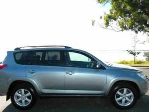 2006 Toyota RAV4 ACA33R Cruiser Grey 4 Speed Automatic Wagon