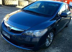 HONDA CIVIC VTIL